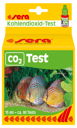 sera test permanent CO2
