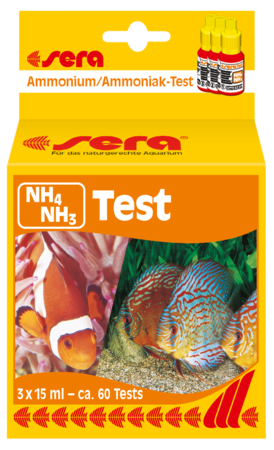 sera test ammonium/ammoniaque (NH4/NH3)